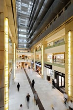Kuwait shopping mall