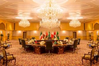 قاعة حفلات كريستال - مجموعة GCC الشهيرة