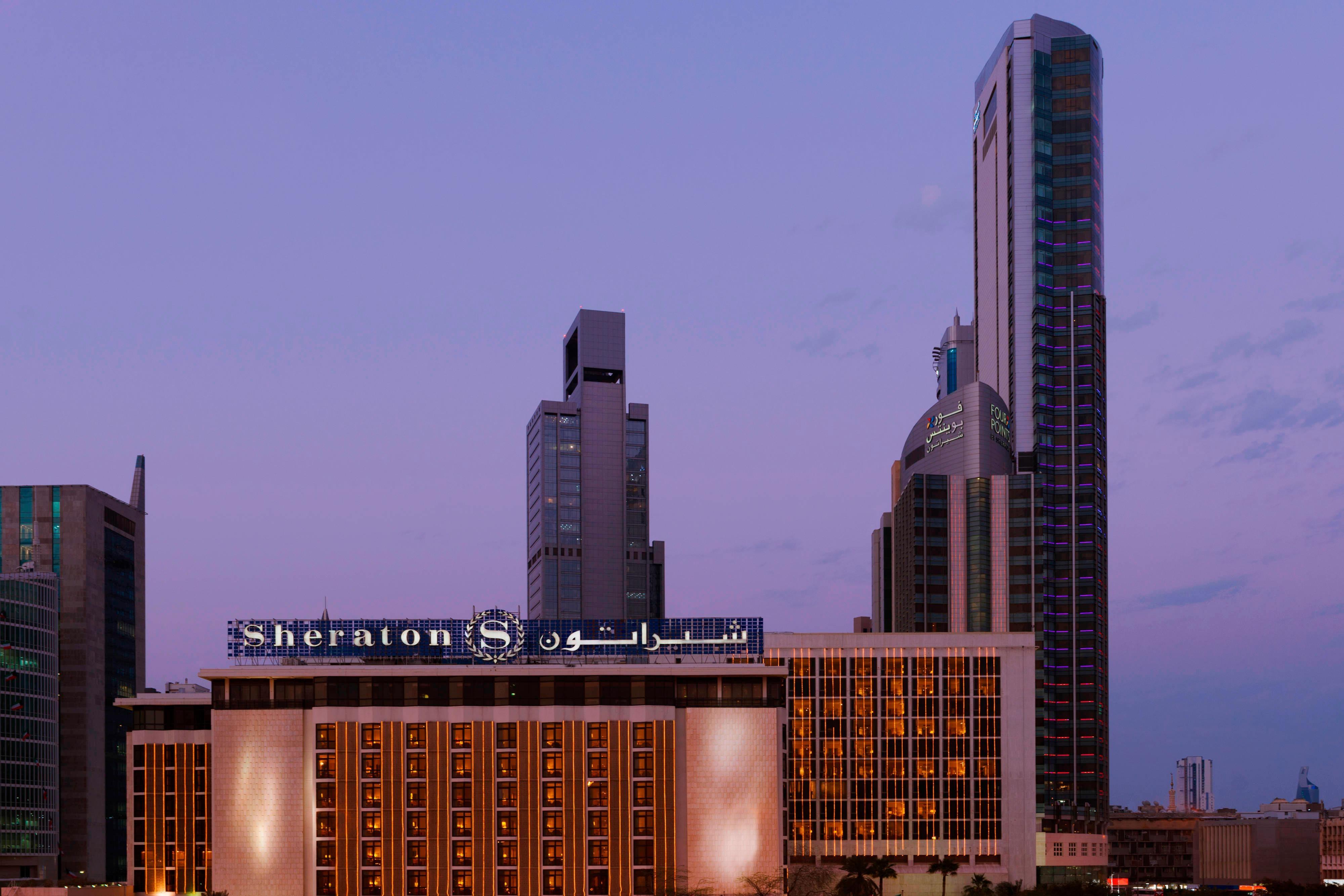 Exterior Kuwait Complex