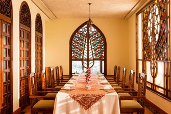 Shahrayar Restaurant Private Room