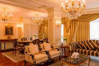 Presidential Suite Salon