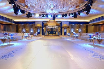 Diamond Grand Ballroom - Wedding Reception