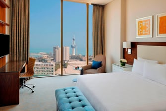 Residence Inn Kuwait King Studio City View