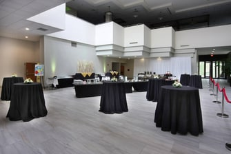 East Lansing hotel event space