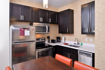 Two Bedroom Suite Kitchen Area