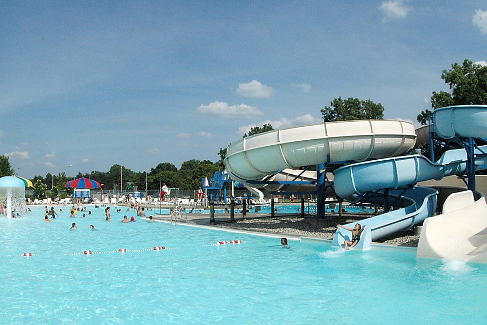 East Lansing Aquatic Center Hotel