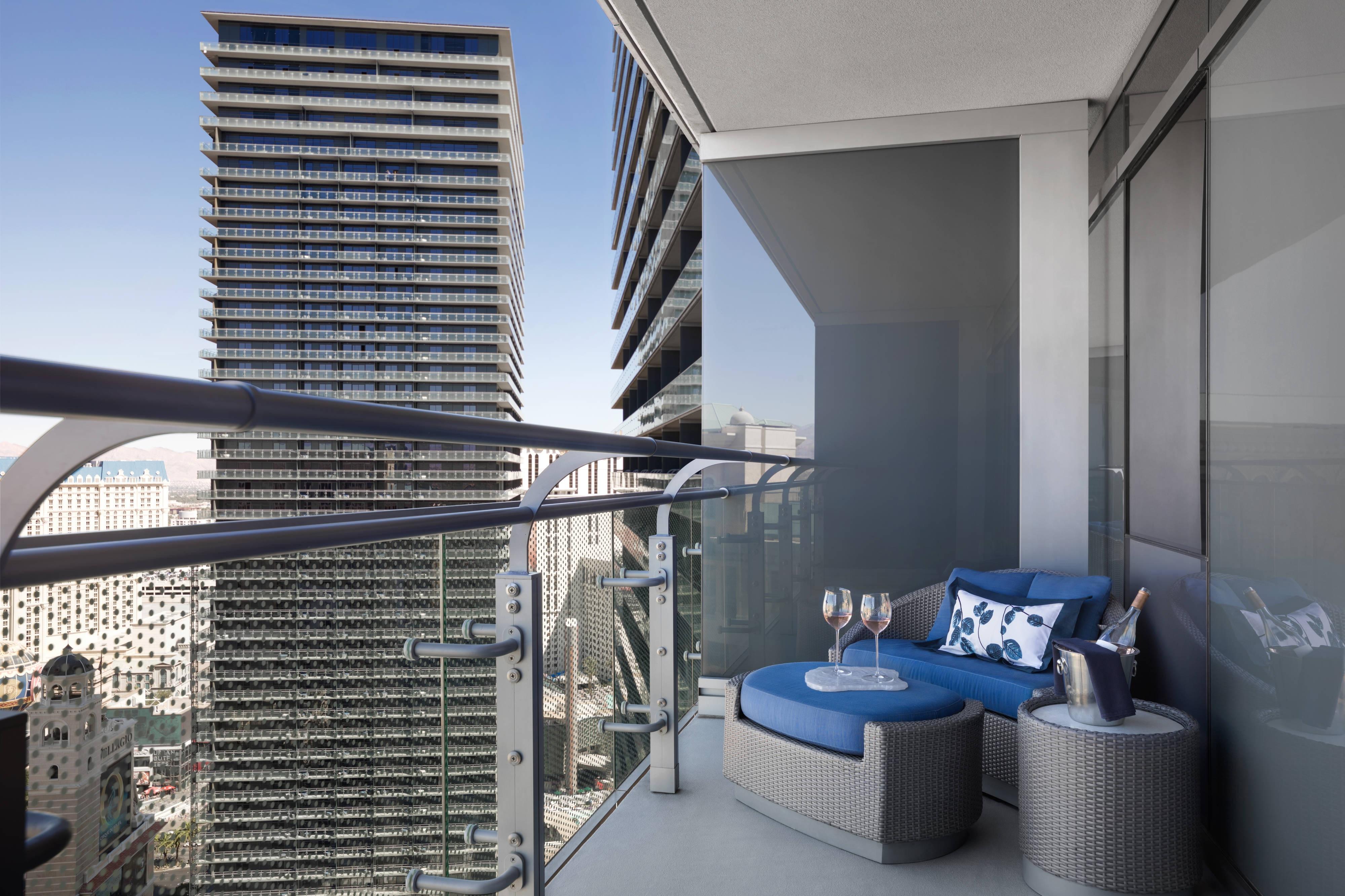 Suite terrasse, balcon