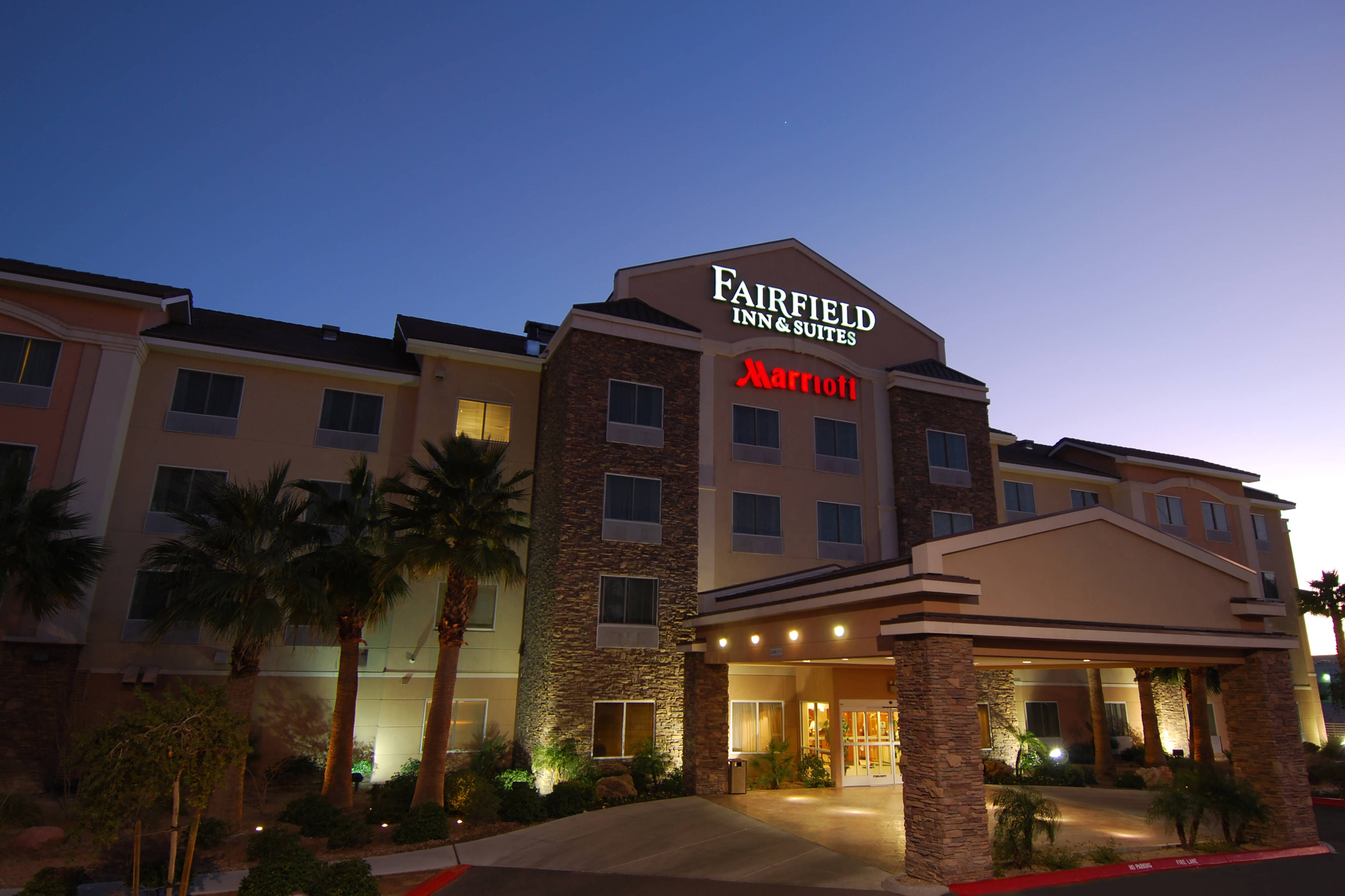Hotel Fairfield Inn en Las Vegas