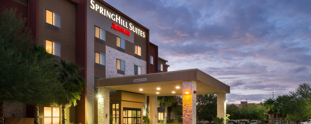SpringHill Suites by Marriott | Hotel in Henderson NV