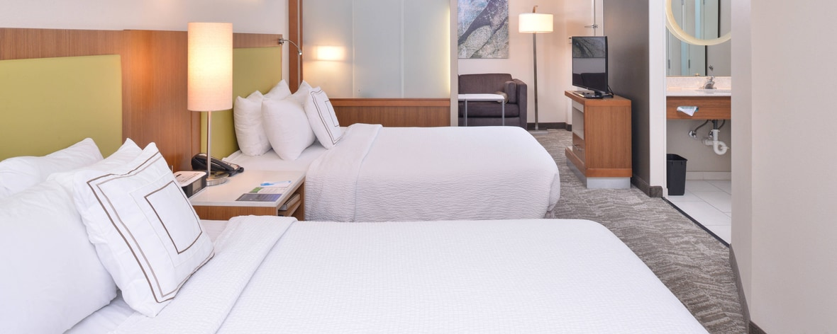 Springhill Suites By Marriott Hotel In Henderson Nv