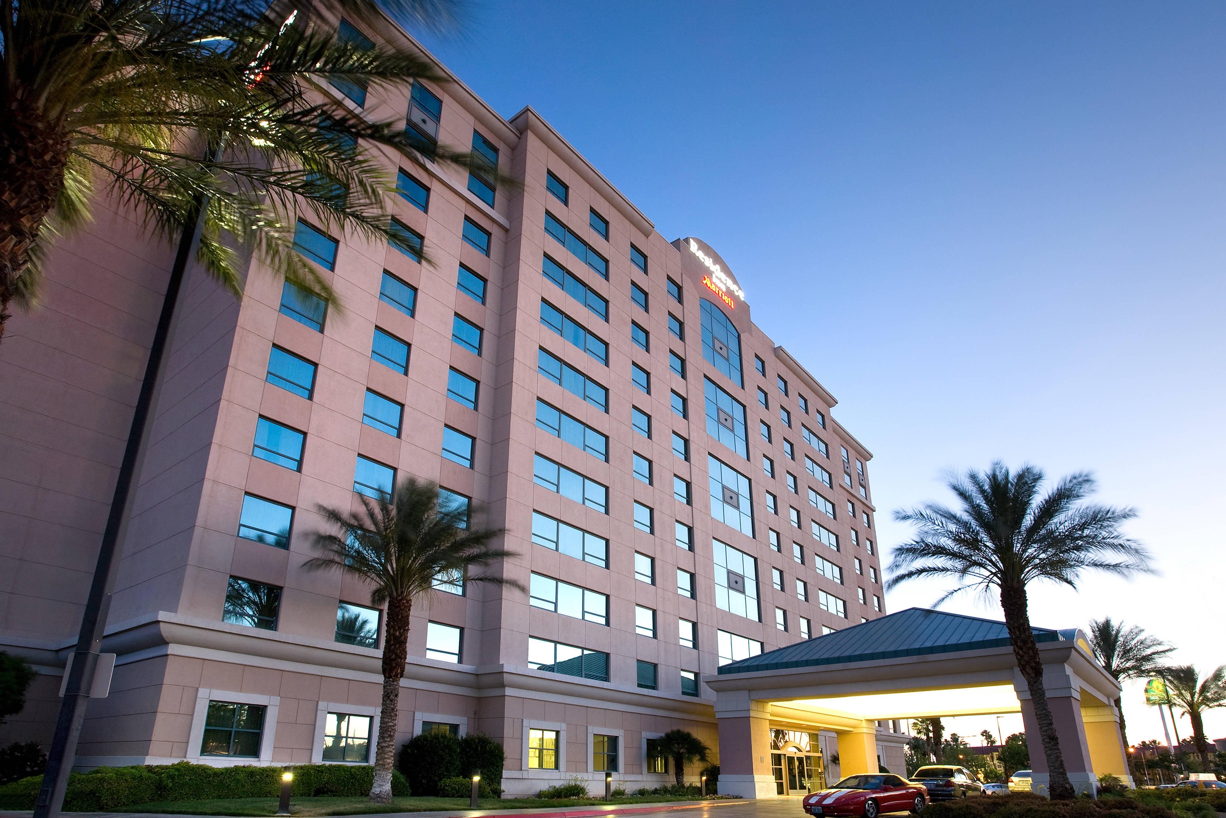 Residence Inn Las Vegas Entrance