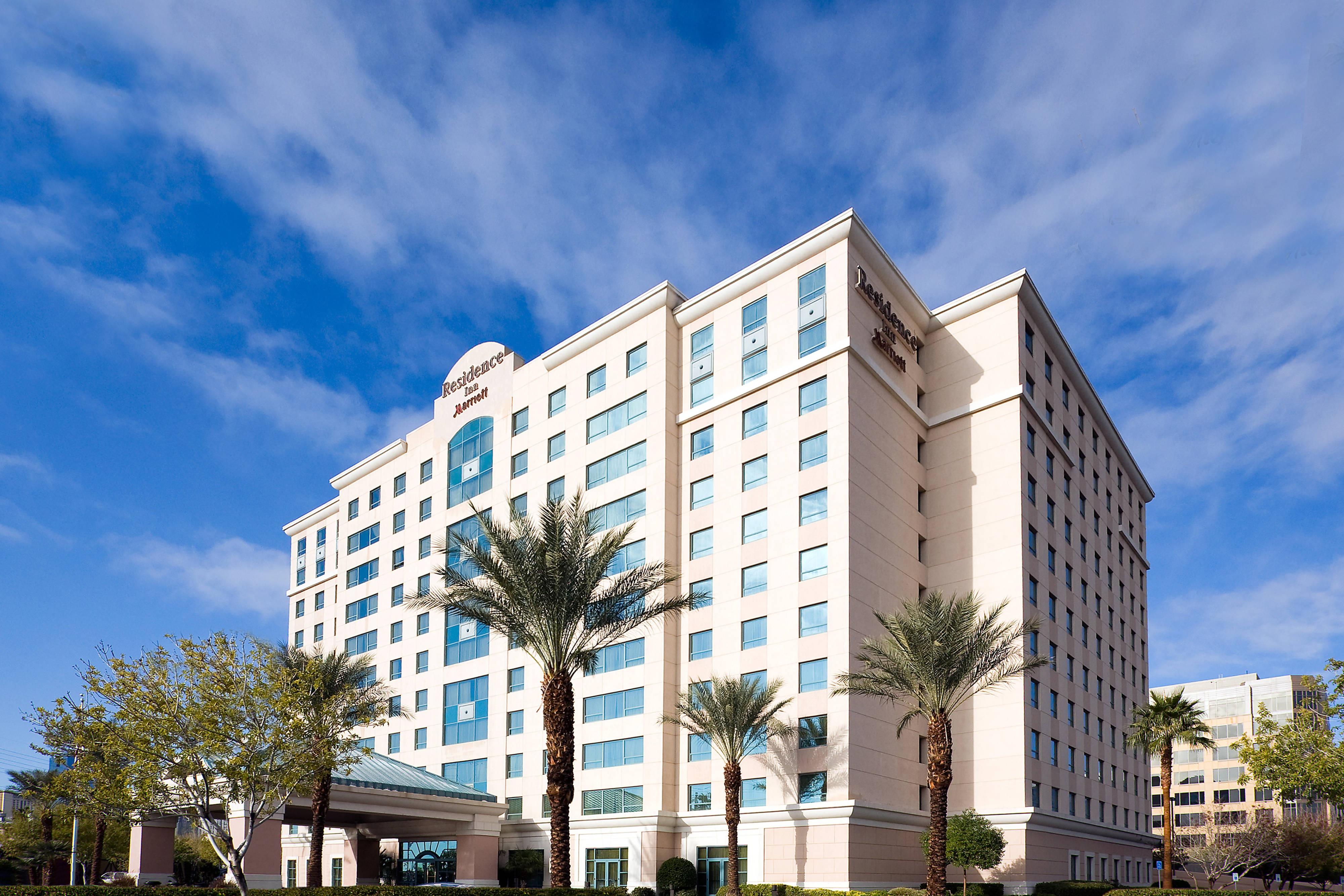 Hotel en el Hughes Center de Las Vegas