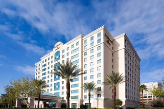 Las Vegas Hughes Center Hotel