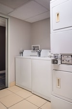 Laundry Facility Vegas Suite Hotel