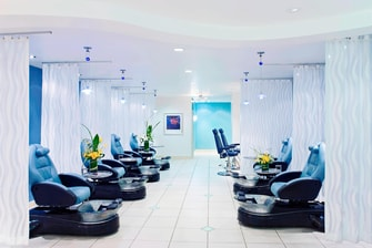 Salon Pedicure Room