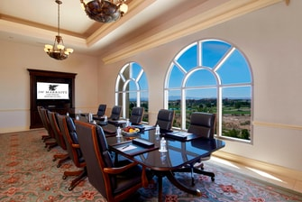 The Spa Tower Boardroom