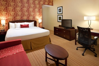 Las Vegas Summerlin King Guest Room