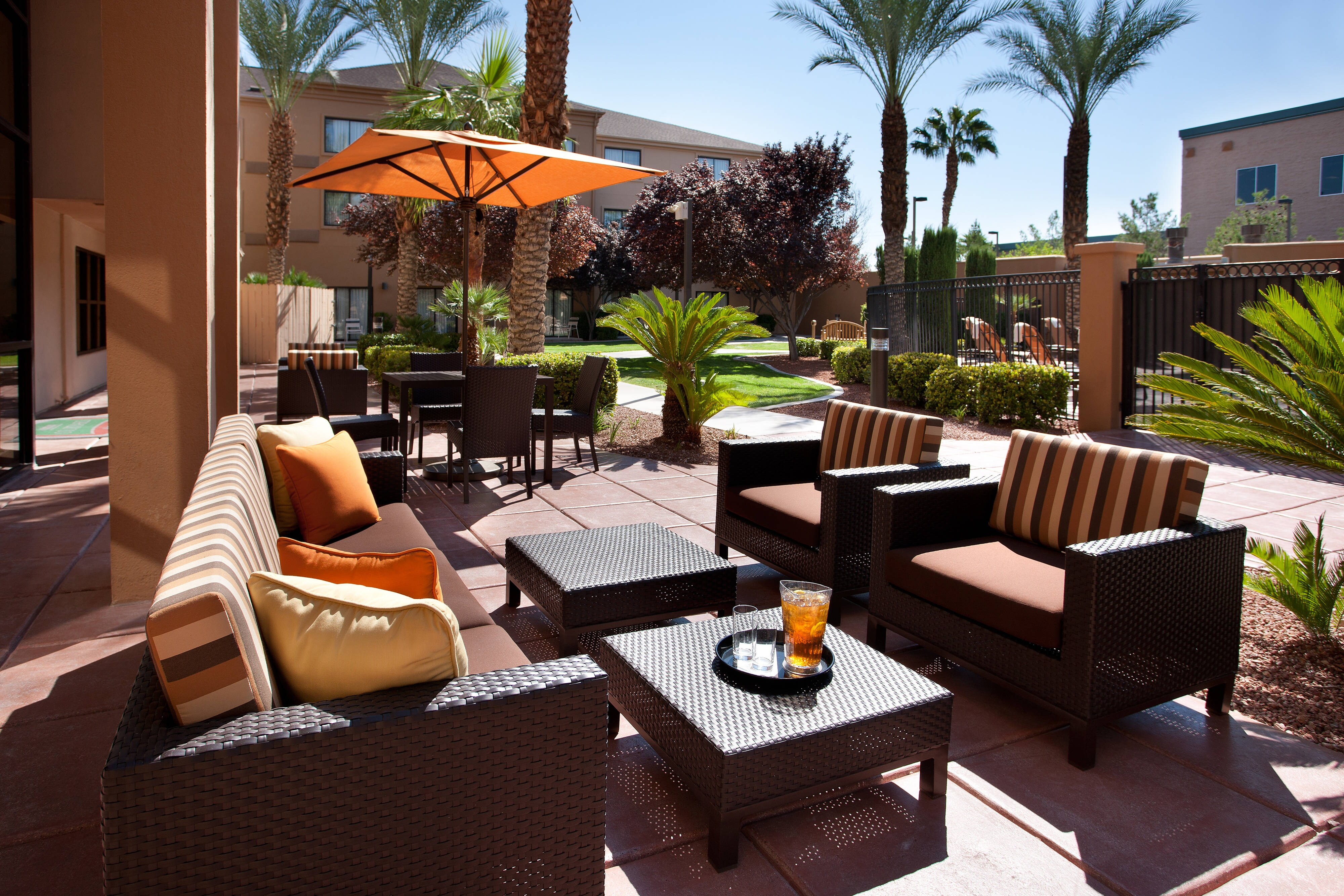 Las Vegas Summerlin Patio