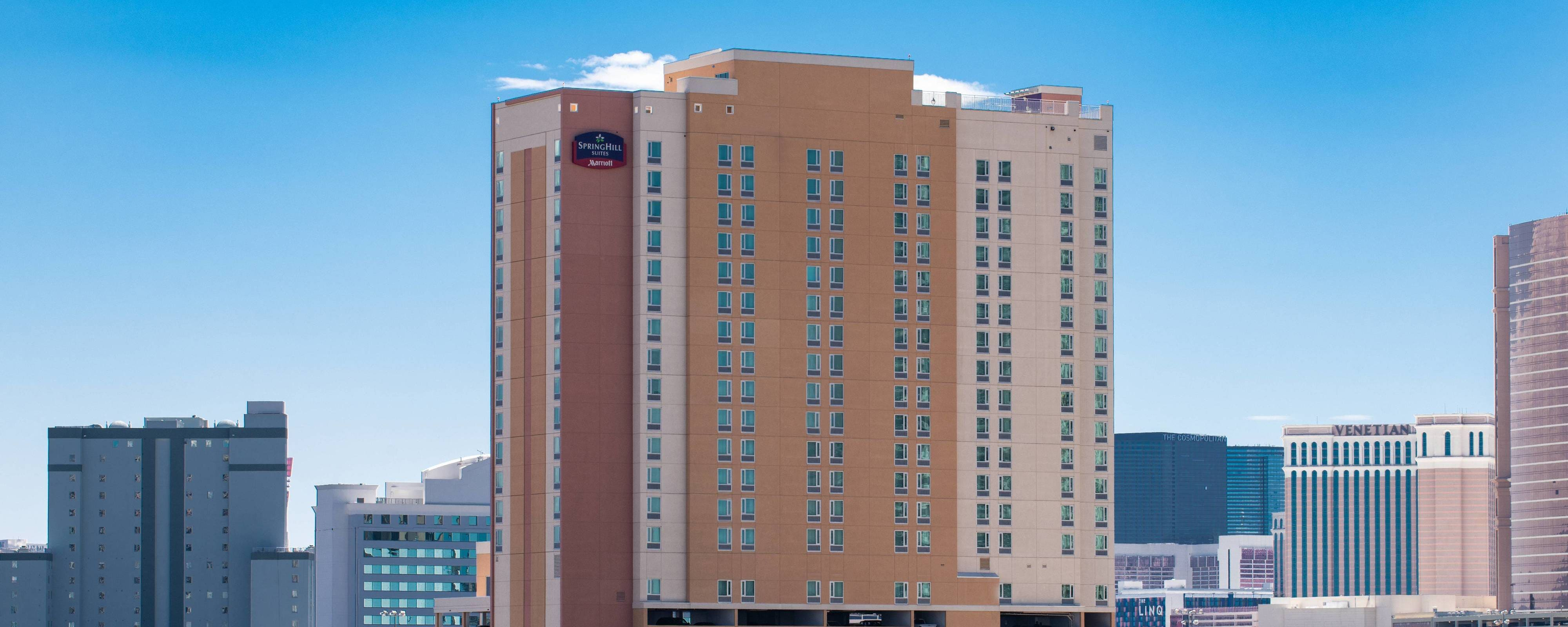 Aaa 3 Bedroom Convention Center Luxury Condos SpringHill Suites Las Vegas Convention Center