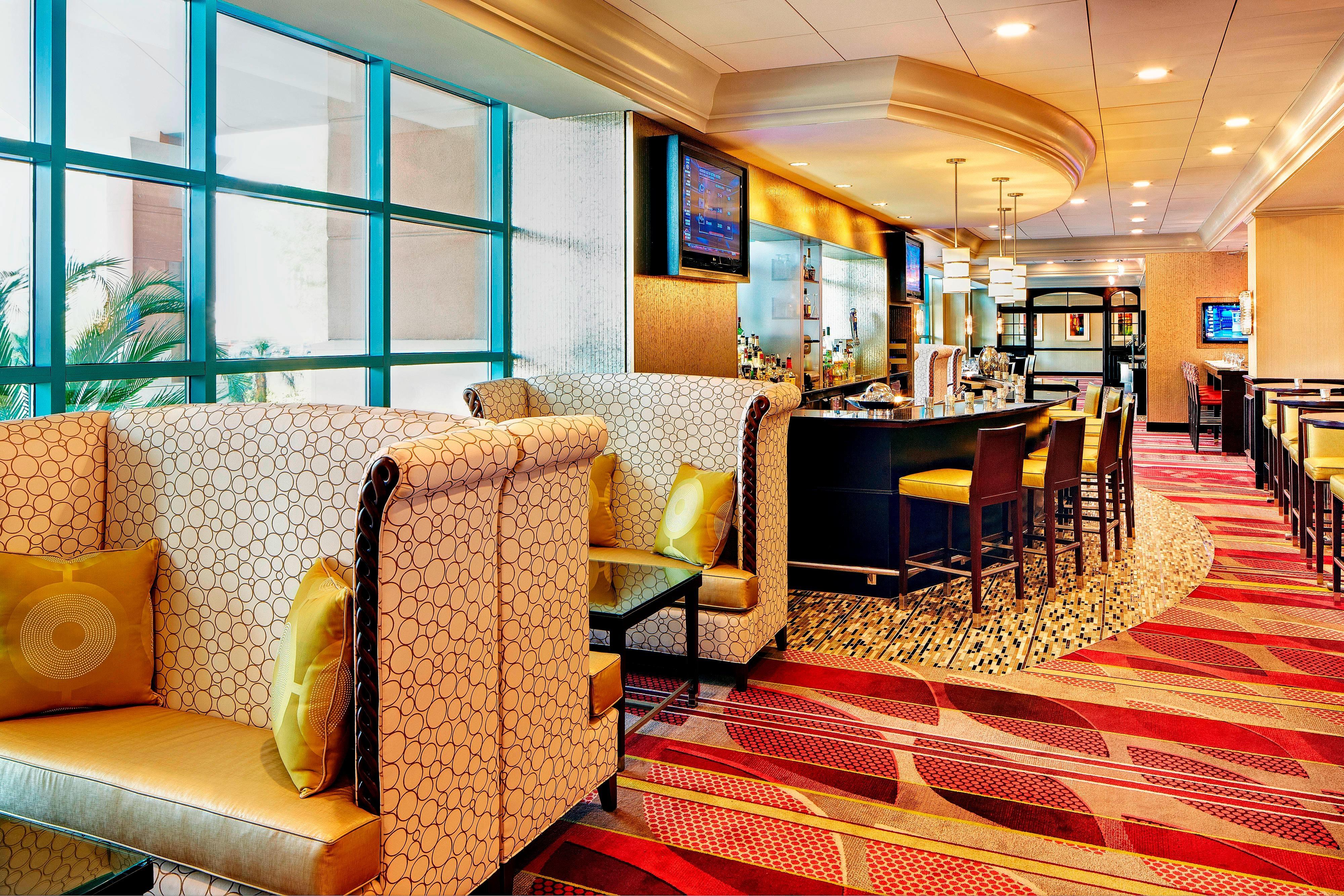 restaurante Marriott en Las Vegas
