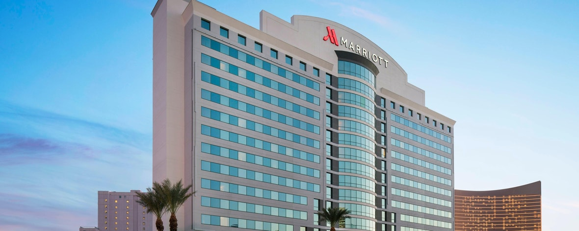 Las Vegas Convention Center Hotel Las Vegas Marriott Best 3 Bedroom Hotel Las Vegas Exterior Property