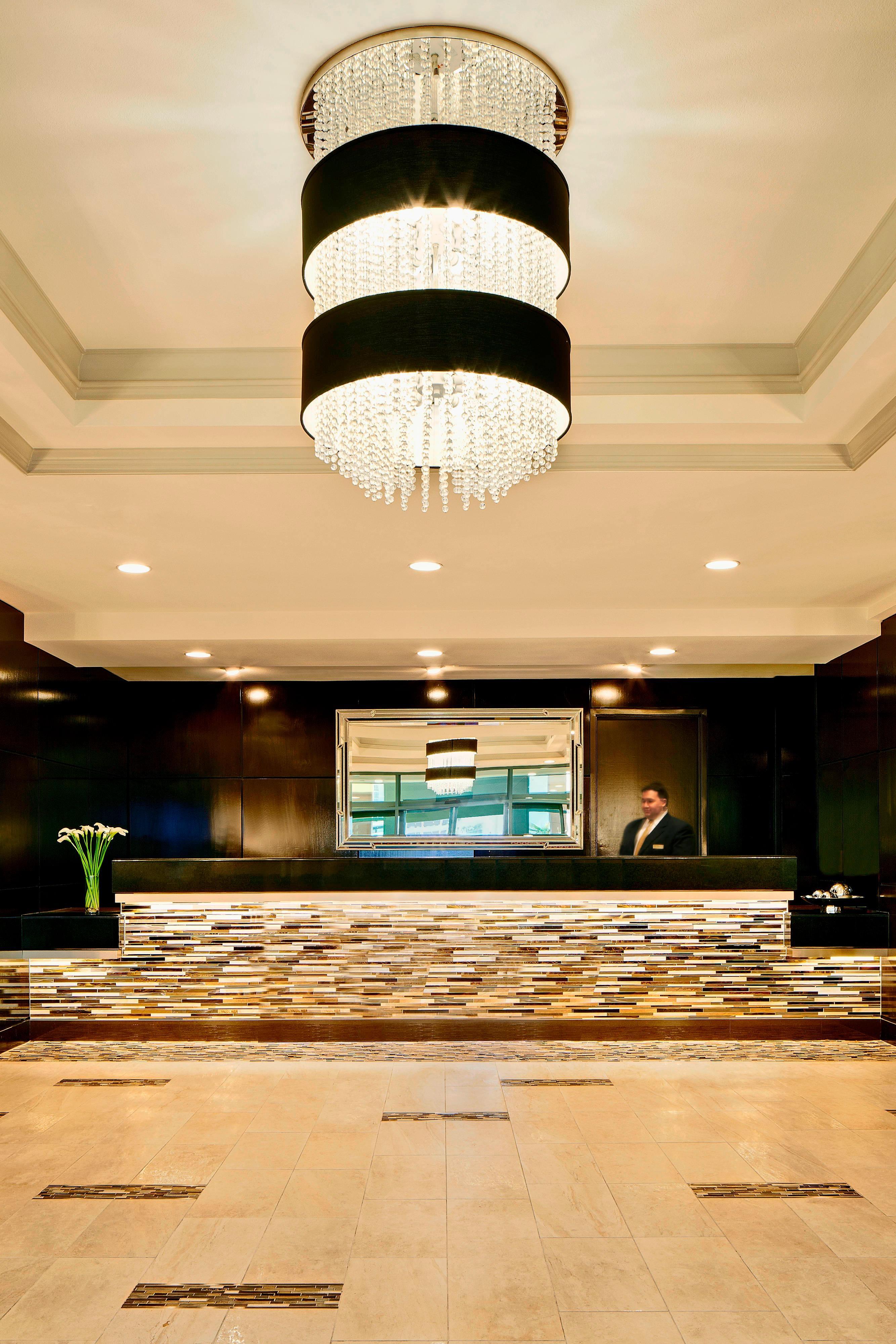 Las Vegas Hotel Lobby