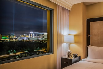 Hotel new las vegas strip
