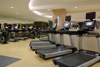 Equipos de entrenamiento cardiovascular