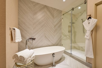 Presidential Suite Bath