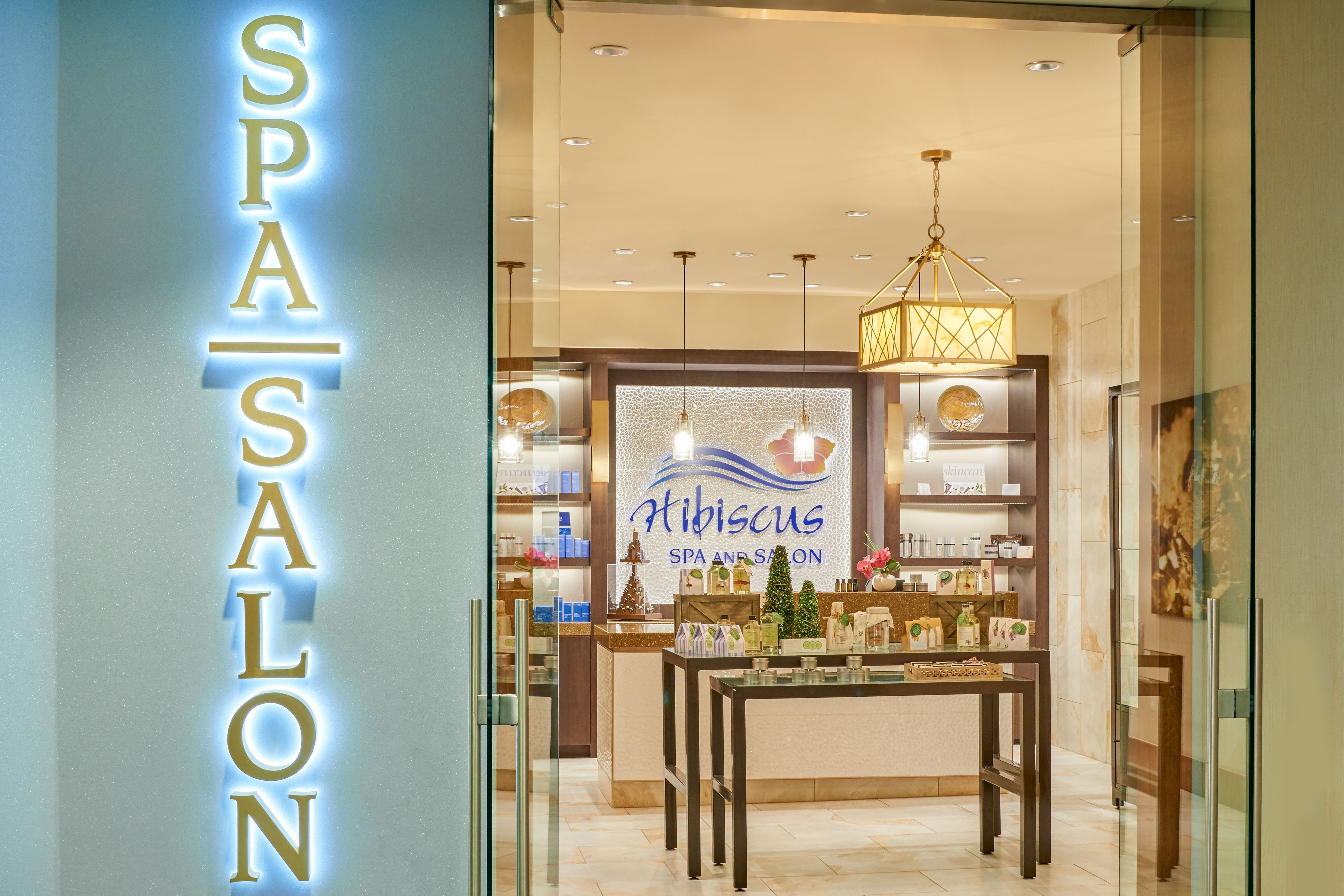 The Hibiscus Spa Salon