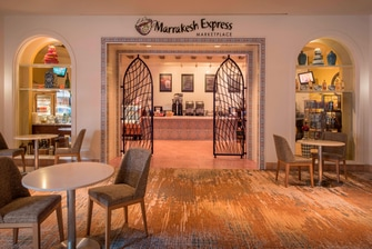 Marrakesh Express Marketplace and Coffee Shop