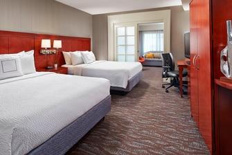 Habitaciones de hotel para familias en Anaheim