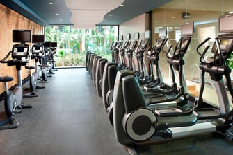 anaheim marriott fitness center