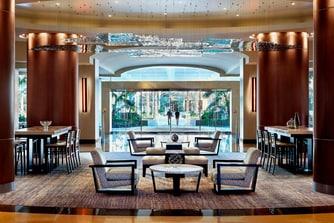 Anaheim Hotel Lobby