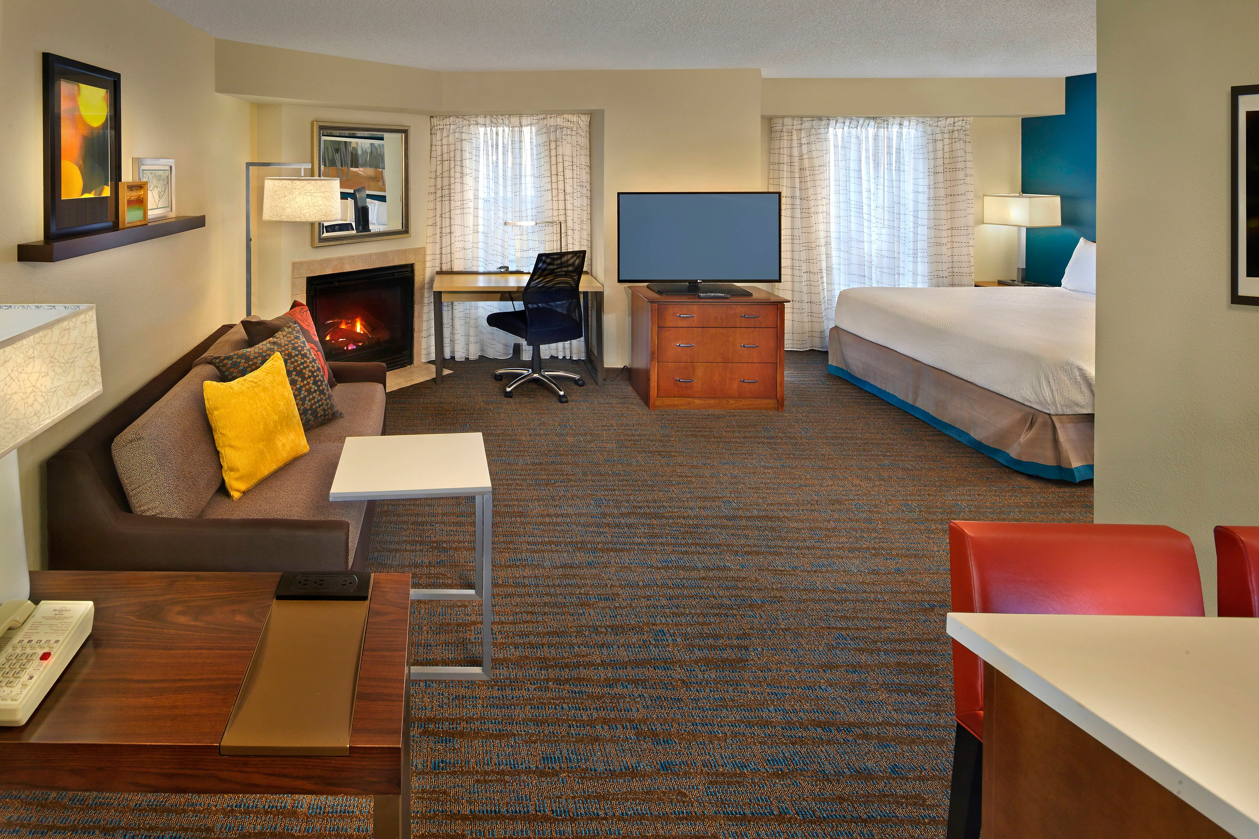 Feel At Home In Our Extended Stay Hotel Anaheim Hills