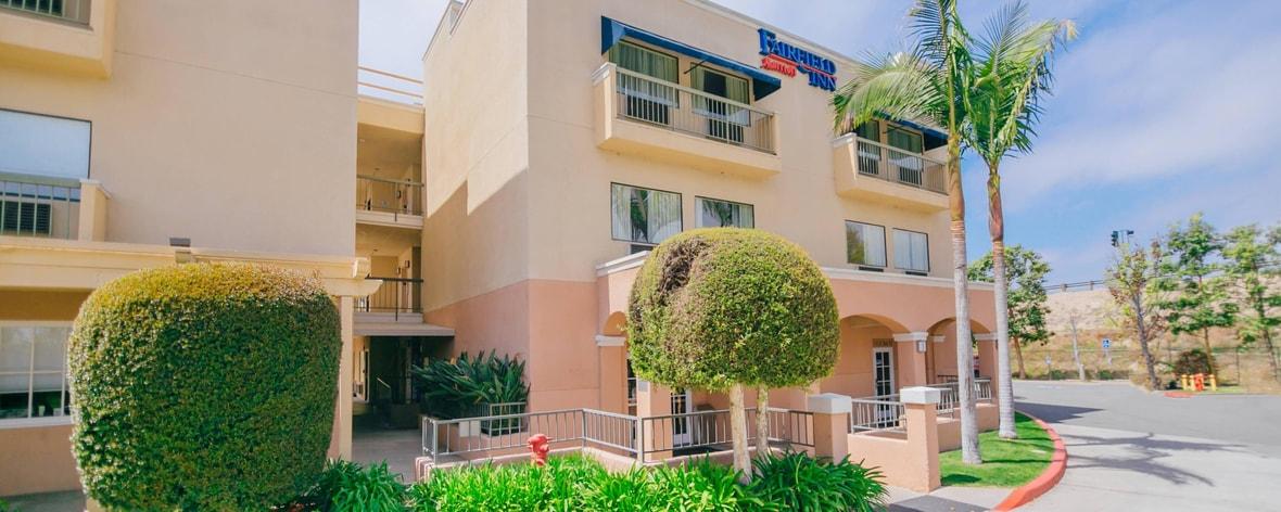 Orange County Hotel Room View Photos