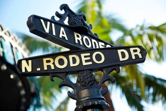 Rodeo Drive Shopping