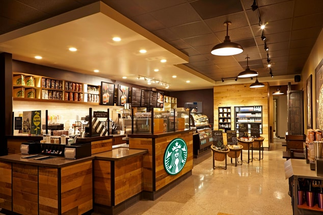 LAX Hotel Starbucks