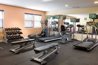 long beach hotel fitness