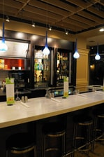 Baldwin Park Courtyard Bistro Bar