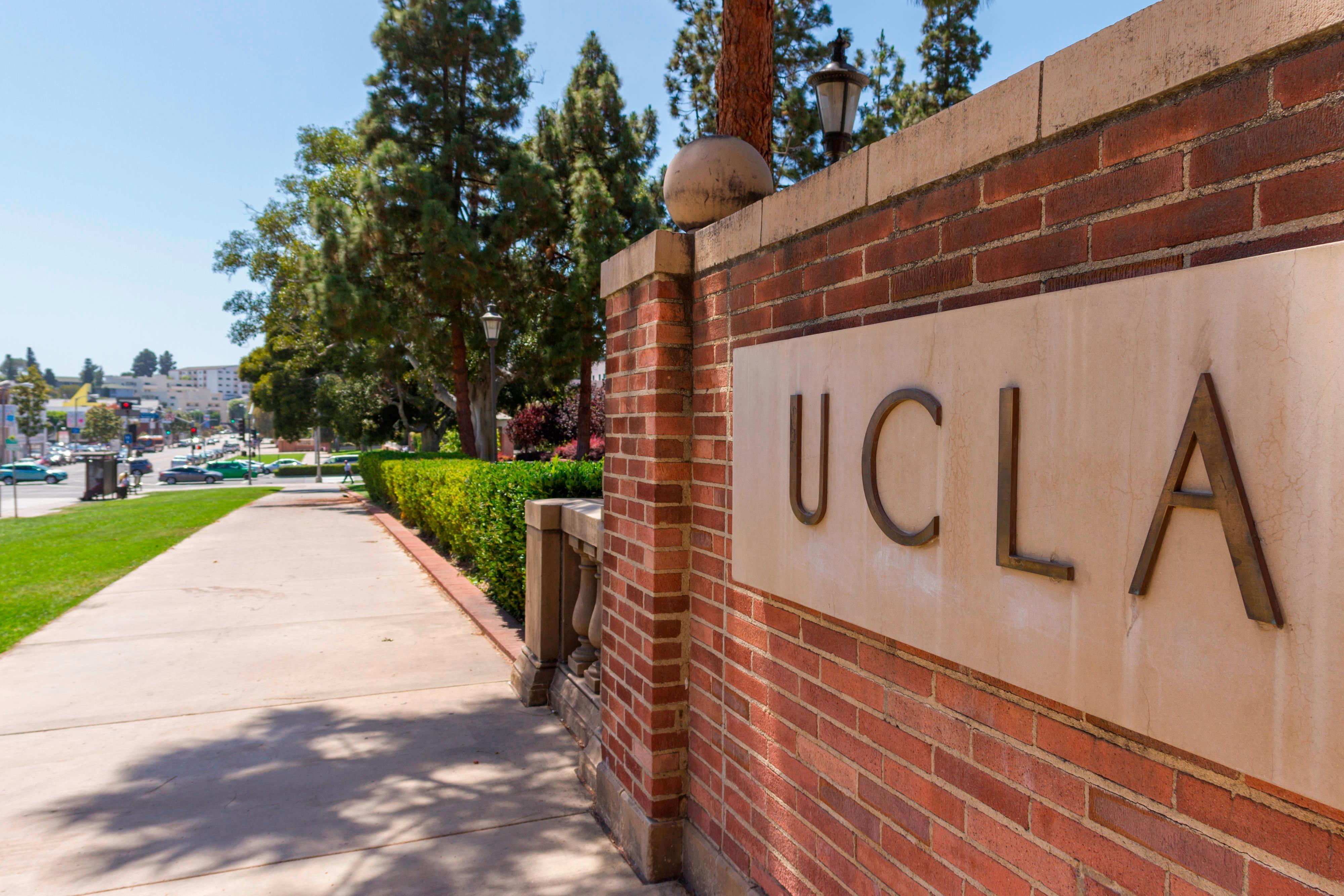 Hotel cerca de la UCLA