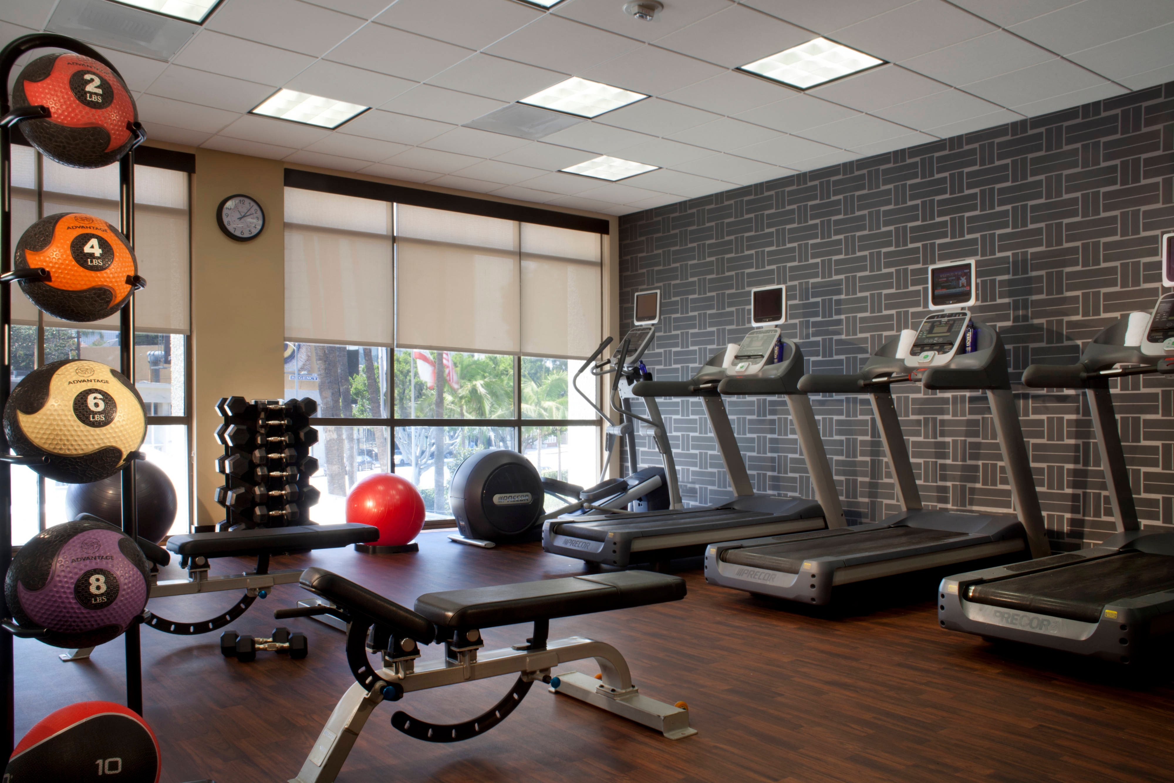 Beverly Hills Hotel Fitness Center