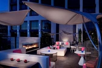 Beverly Hills Outdoor Fire Pit