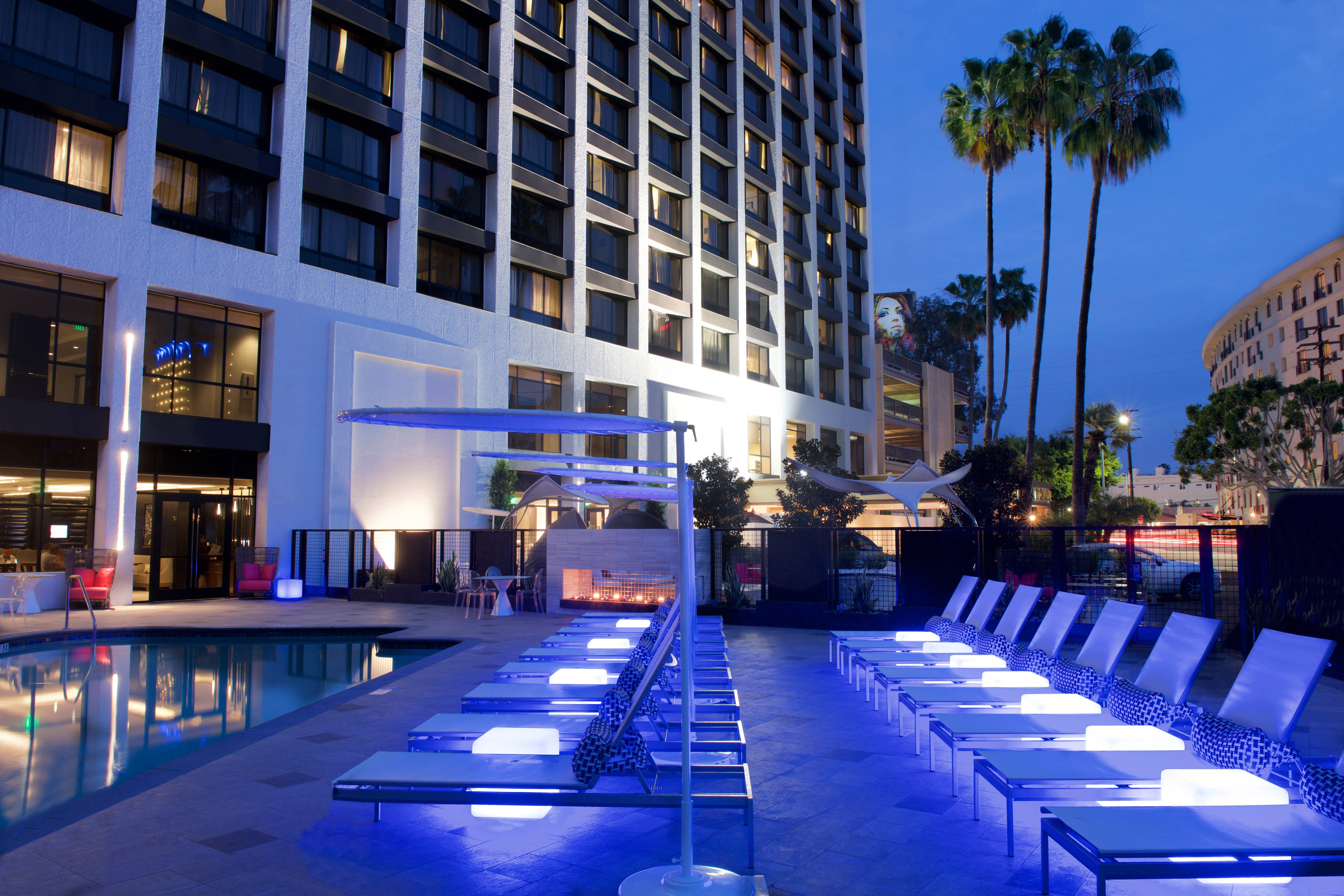 Upscale Accommodations in Beverly Hills, CA