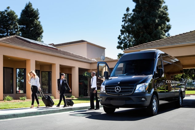 Los Angeles Hotel Airport Shuttle