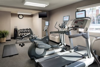 Fitness Center Irvine CA Hotel