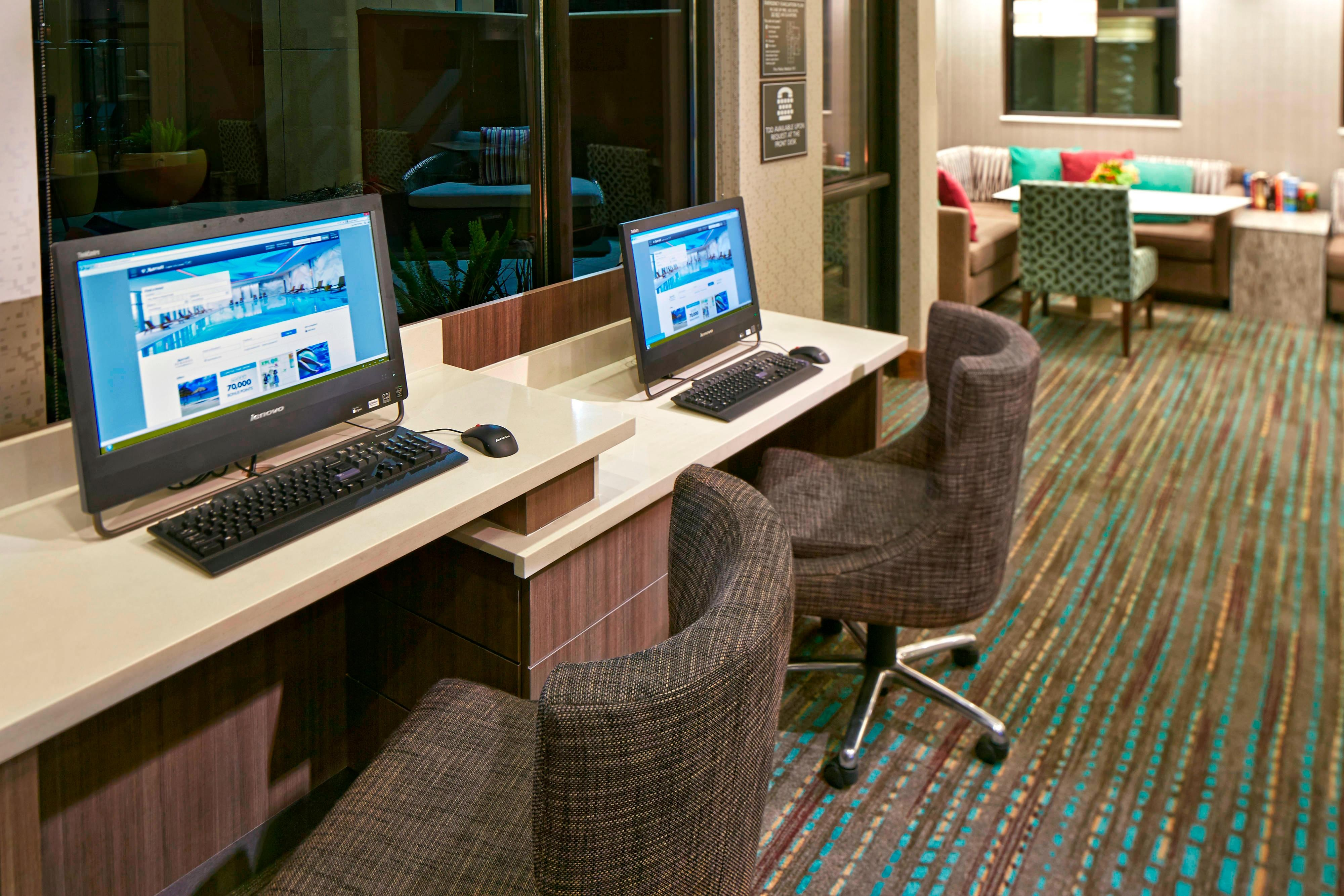 Business traveler hotel by LAX
