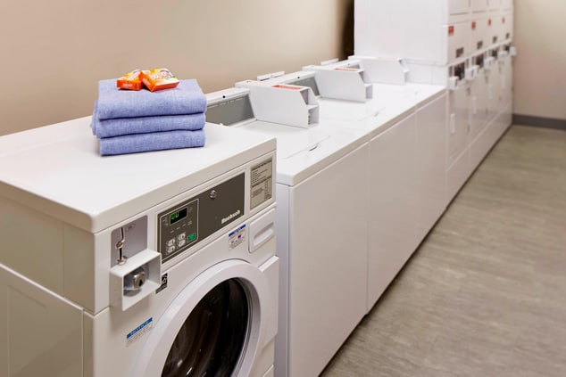 Laundry Hotel Redondo Beach california