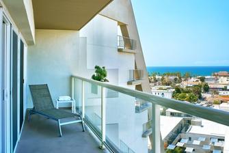 Standard Suite - Balcony