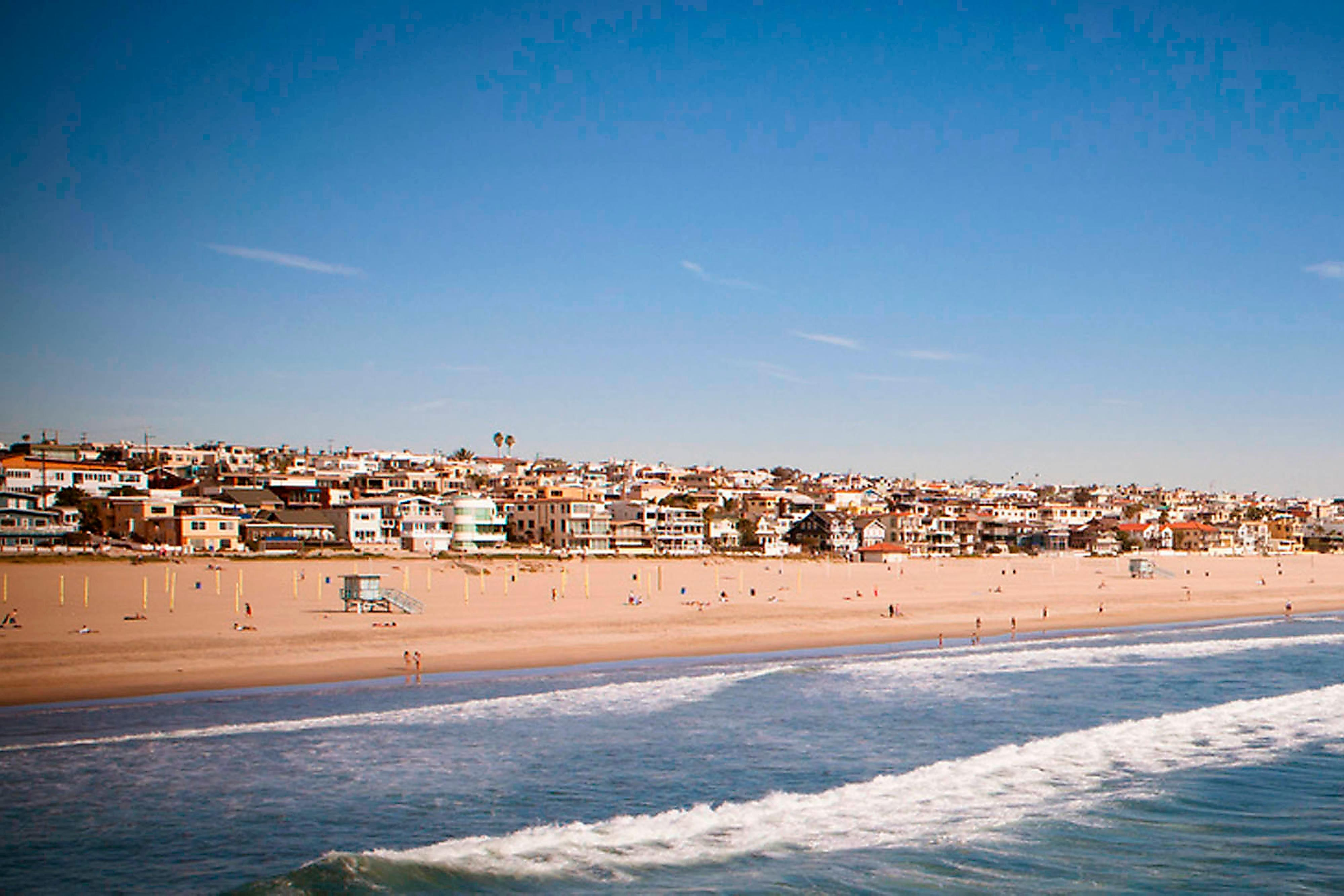 Visit Manhattan Beach
